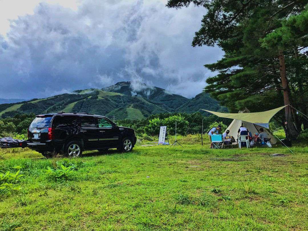 オート 白馬 場 アルプス キャンプ 白馬アルプスオートキャンプ場のテントサイトやAC電源、予約方法をご紹介!